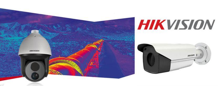 -Hikvision Wärmebildkameras