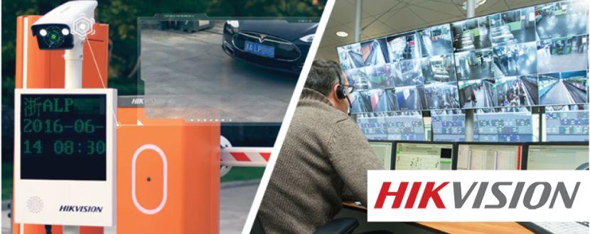 """-Hikvision """"Smart Parking Management Solution"""""""
