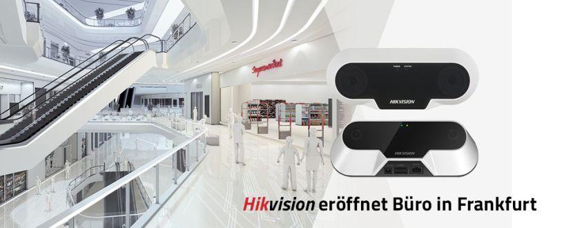 -HIKVISION Büro Frankfurt