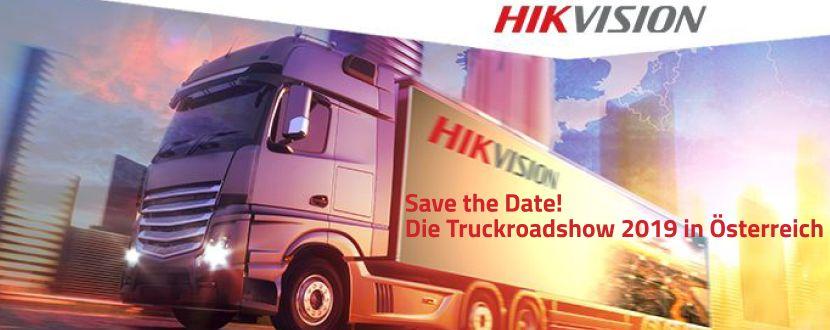 -HIKVISION Truckroadshow 2019