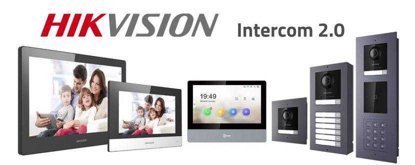 -HIKVISION Intercom 2.0