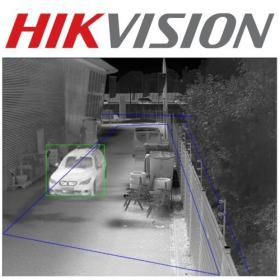 Überragende Bilder-Hikvision Wärmebildkameras