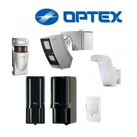 OPTEX Alarmsysteme + PIR-OPTEX Produkte
