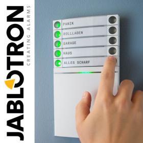 OPTEX und JABLOTRON:-JABLOTRON Alarmsystem