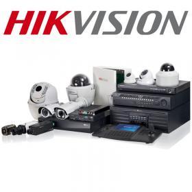 OPTEX und HIKVISION:-HIKVISION Videoüberwachung