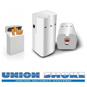 Kompatibel mit jedem Alarmsystem-Union Smoke Rauchsysteme