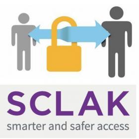SCLAK - Öffnen Sie Türen mit Ihrem Smartphone!-