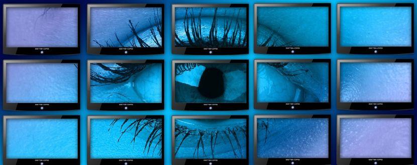 -Bildschirm Gesichtserkennung